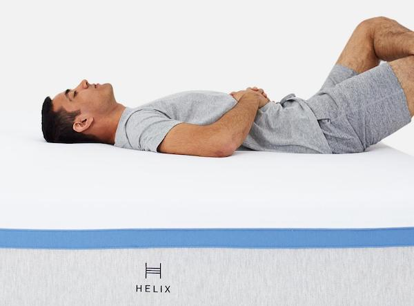 Helix moonlight mattress
