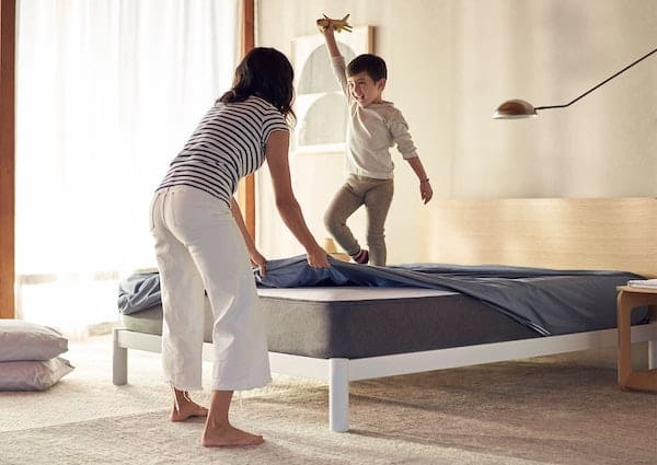 casper mattress for family