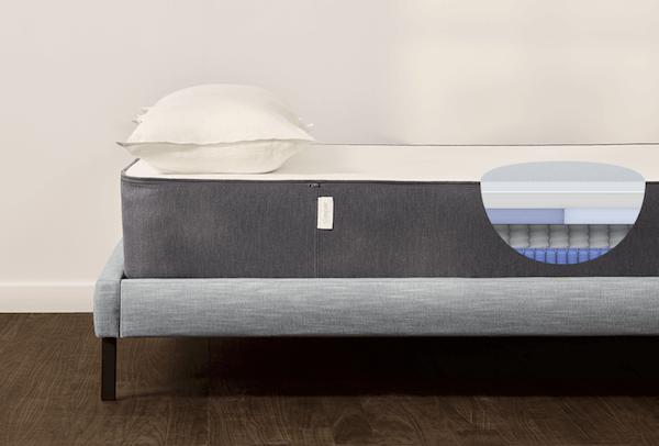 casper mattress structure