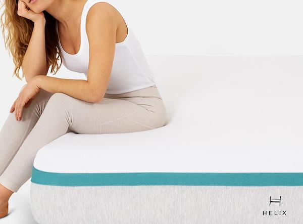 helix sunset mattress
