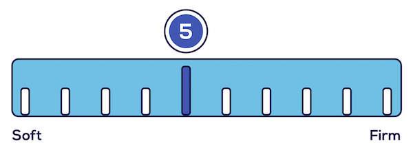 firmness level 5 scale