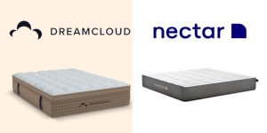Nectar vs DreamCloud Mattress Review