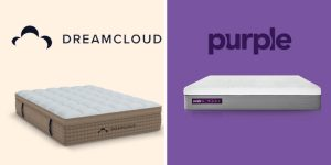 Purple vs Dream Cloud Mattress