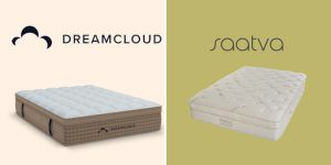 Saatva Vs. Dream Cloud Mattress Comparison